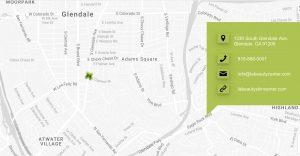 LA Beauty skin center Glendale location